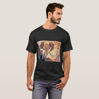 Audio Chimera Men's Basic Dark T-shirt