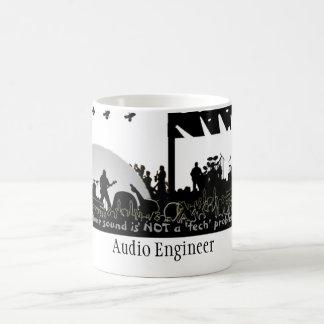 "Audio Engineer - ""Not a Tech Problem"" Coffee Mug"
