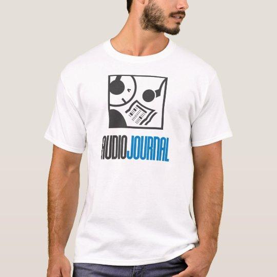 Audio Journal Apparel T-Shirt