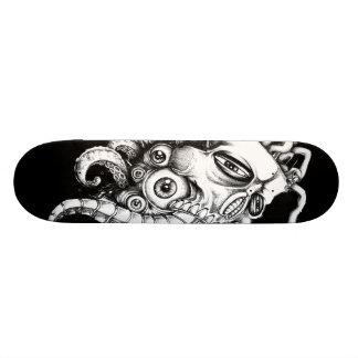 Audio Trippin Custom Skate Board