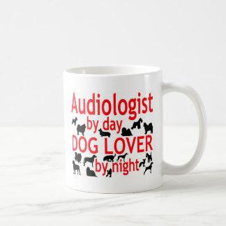 Audiologist Dog Lover Coffee Mug