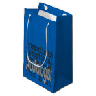Audiologist Extraordinaire Small Gift Bag
