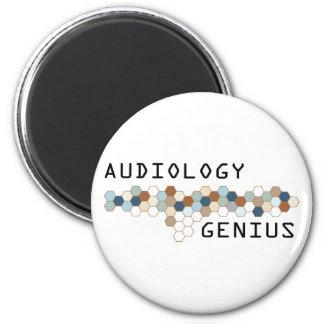 Audiology Genius Magnet