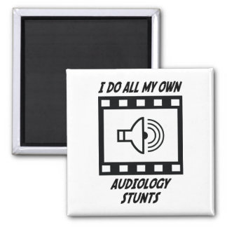 Audiology Stunts Magnet