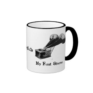 Audiophile - My First Stereo Mug/Cup