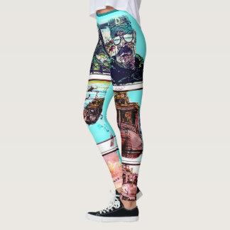 AUDIOPHILIACS.COM Gamer Girl leggings