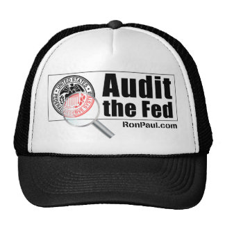 Audit the Fed Hat