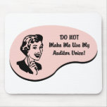 Auditor Voice Mouse Mats