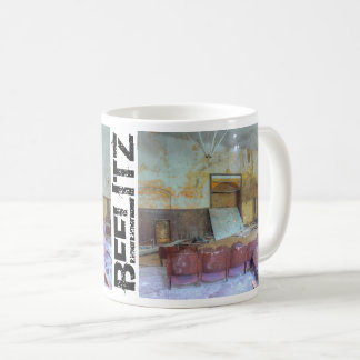 Auditorium 01.0.2, Lost Places, Beelitz Coffee Mug