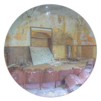 Auditorium 01.0, Lost Places, Beelitz Plate
