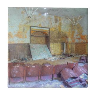Auditorium 01.0, Lost Places, Beelitz Tile