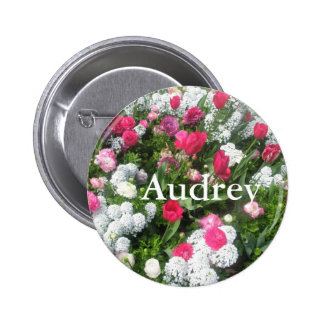 Audrey 2 Inch Round Button