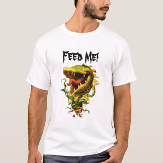 Audrey, Feed Me! T-Shirt