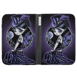 Audrey Gothic Moon Couture Fairy Kindle Case