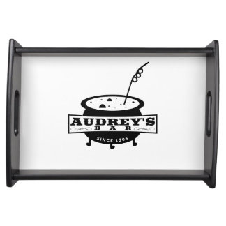 AUDREY'S Bar Service Tray