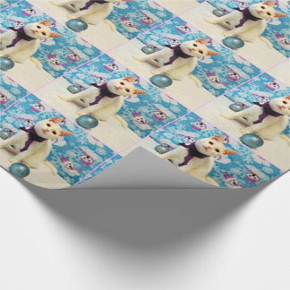 Audrey's Christmas Wrapping Paper