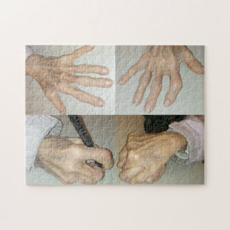 Audrey's Hands Puzzle
