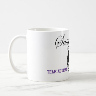 Audrey's Sassy Sweets Bake Sale Coffee Mug