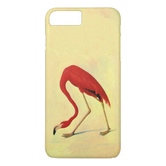 Audubon American Flamingo Vintage Fine Art iPhone 7 Plus Case