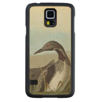 Audubon: Arctic Loon Maple Galaxy S5 Case