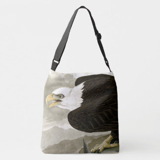 Audubon Bald Eagle Bird Wildlife Tote Bag
