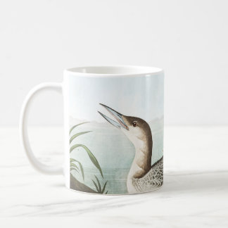 Audubon Diver Birds Wildlife Animals Mug
