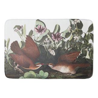 Audubon Dove Birds Wildlife Animals Bath Mat