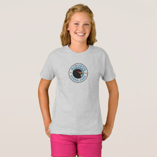Audubon Everglades Girls' Shirt Gray