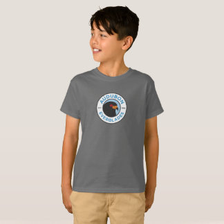 Audubon Everglades Kids' Shirt Gray