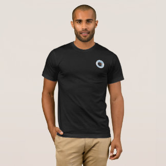 Audubon Everglades Men's Basic T-Shirt Black