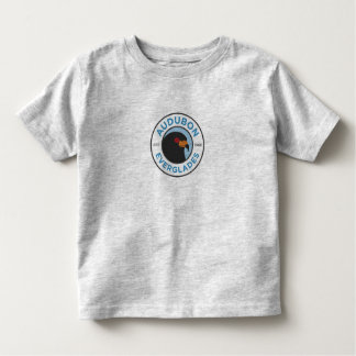 Audubon Everglades Toddler Shirt Gray