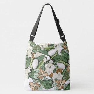 Audubon Magnolia Flowers Floral Tote Bag