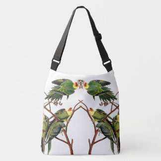 Audubon Parrot Birds Wildlife Animal Tote Bag