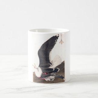 Audubon Plate 241 Black Backed Gull Coffee Mug