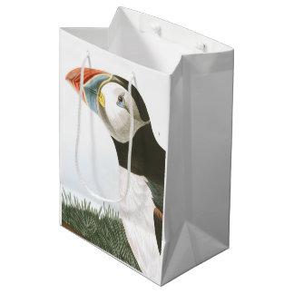 Audubon Puffin Birds Wildlife Animals Gift Bag