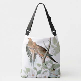 Audubon Turtle Dove Birds Wildlife Animal Tote Bag