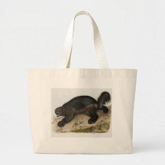 Audubon - Wolverine Large Tote Bag