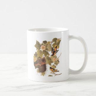 Audubon's Baltimore Oriole Trio Coffee Mug