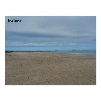 Aughacasla Beach, Castlegregory, Kerry, Ireland Postcard