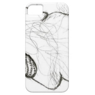 Augmented Morphology of A Modern Figure Case For The iPhone 5