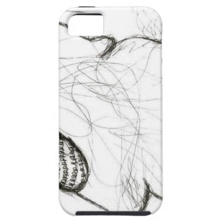 Augmented Morphology of A Modern Figure iPhone 5 Cover