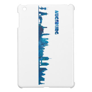 Augsburg Skyline Silhouette iPad Mini Cover
