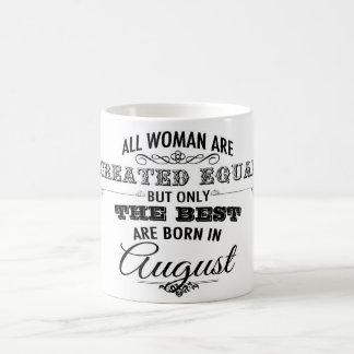 August Birthday Mug