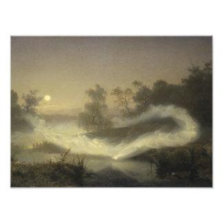 August Malmstrom - Dancing Fairies Photo Print