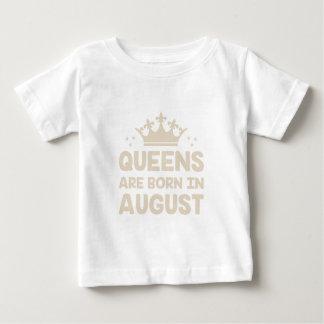 August Queen Baby T-Shirt
