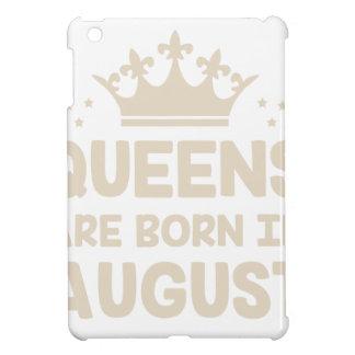 August Queen iPad Mini Covers