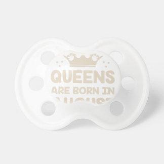 August Queen Pacifier