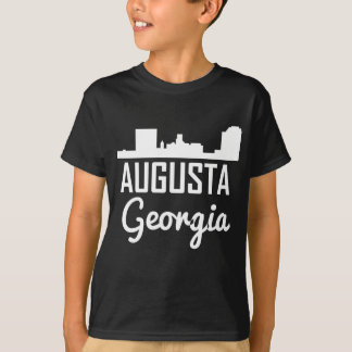 Augusta Georgia Skyline T-Shirt