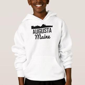 Augusta Maine Skyline