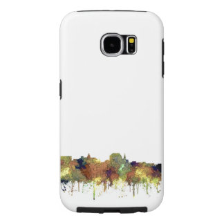 Augusta Maine Skyline SG-Safari Buff Samsung Galaxy S6 Cases